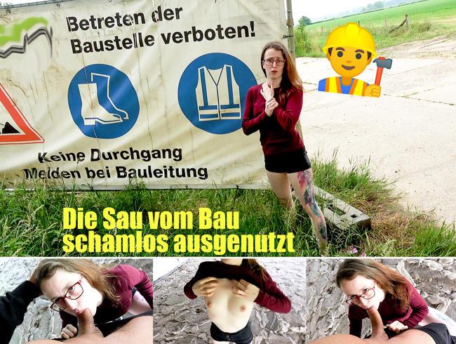 Video Thumbnail Die Sau vom Bau...schamlos ausgenutzt!!!