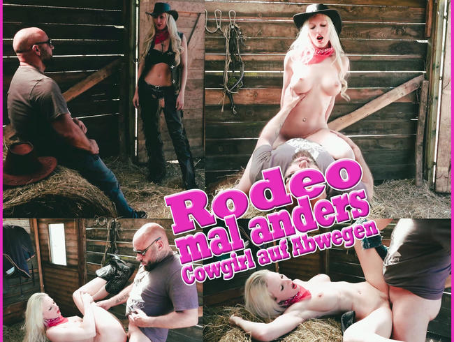 Video Thumbnail Rodeo mal anders! Cowgirl auf Abwegen