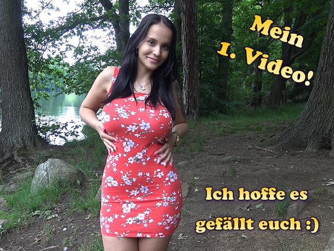 Video Thumbnail Mein 1. Video! Ich hoffe es gefällt euch :)