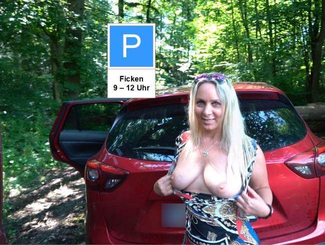 Video Thumbnail Der Parkplatz Ficktreff der verbumsten Schlampen, public