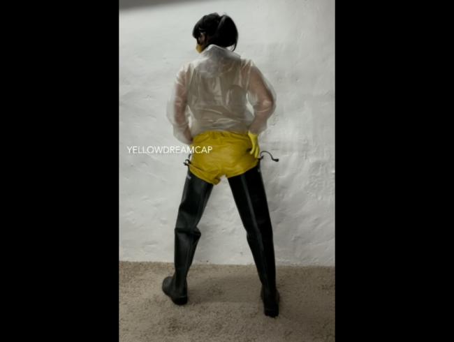 Video Thumbnail Meine Waders in Regenhose und Regenjacke auf Hochglanz gebracht