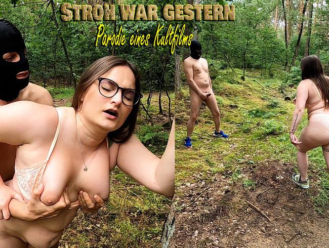 Video Thumbnail Stroh war gestern. Parodie eines Kultfilms