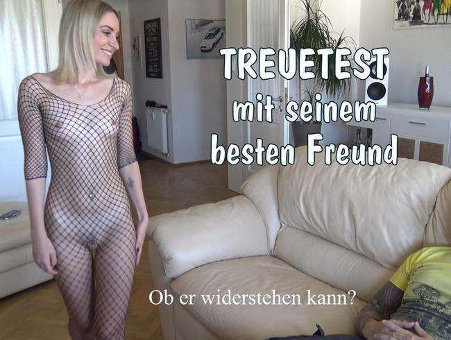 Video Thumbnail TREUETEST mit seinem besten Freund