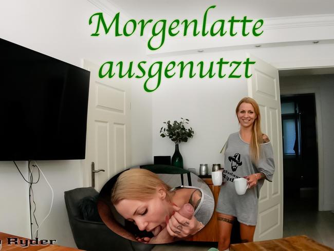 Video Thumbnail Ganz spontaner Morgenlatten Blowjob