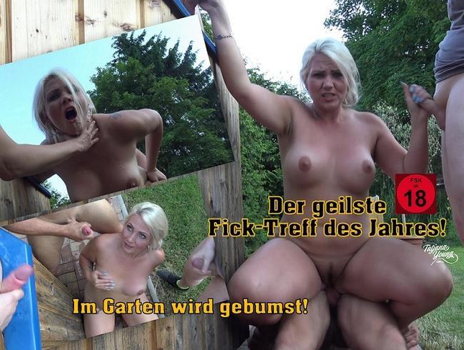 Video Thumbnail Der geilste Fick-Treff des Jahres! Im Garten wird...