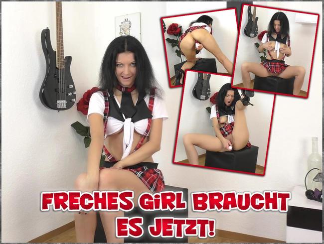Video Thumbnail Freches Girl braucht es jetzt!