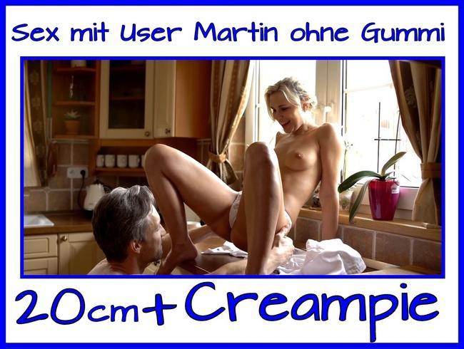Video Thumbnail Sex mit User (20cm Penis) in der Küche!!!