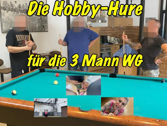 Video Thumbnail Die Hobby-Hure..für Die 3 Mann WG