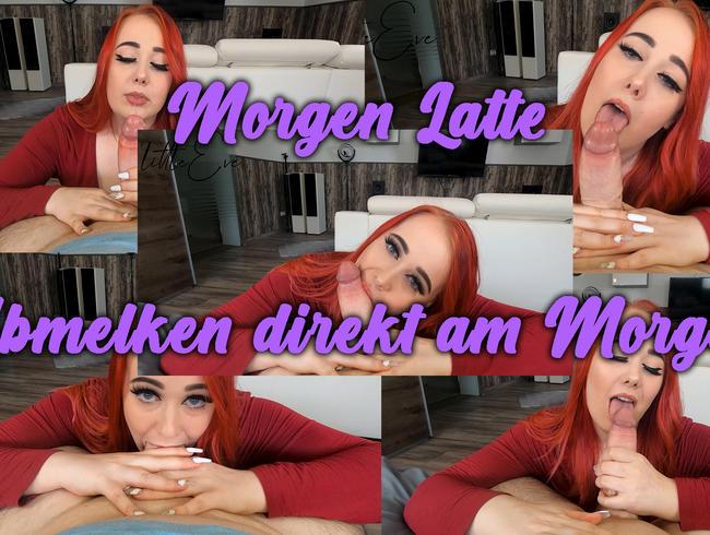 Video Thumbnail Morgen Latte - Abmelken direkt am Morgen