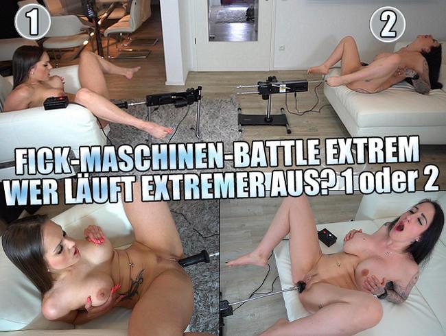 Video Thumbnail Fick-Maschinen Battle Extrem! Wer läuft Extremer aus? 1 oder 2?