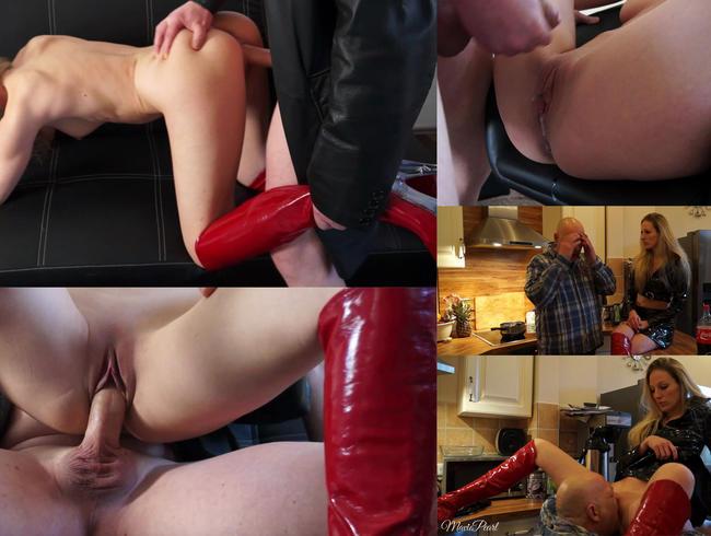 Video Thumbnail Cuckold Ehemann dreist betrogen - Creampie!