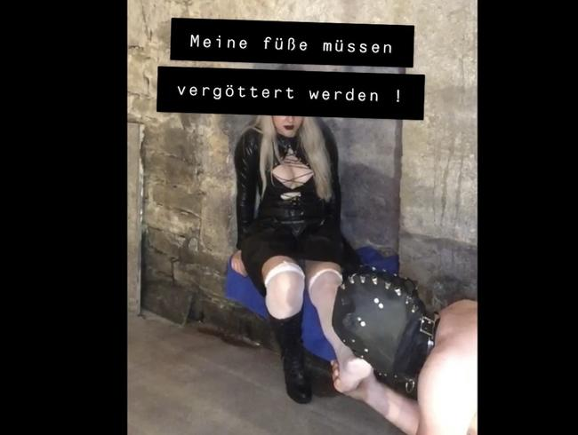 Video Thumbnail Sklave wird aus der Inhaftierung geholt!