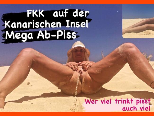 Video Thumbnail Mega FKK- NS-  PISS auf den Kanaren