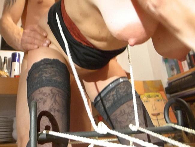 Video Thumbnail Wifesharing,Bondage,Creampie,Facesitting Part1-new