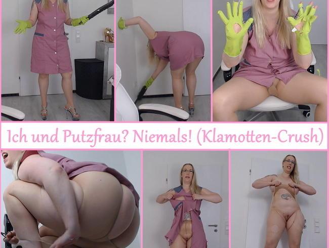Video Thumbnail Ich und Putzfrau? Niemals! (Klamotten-Crush)