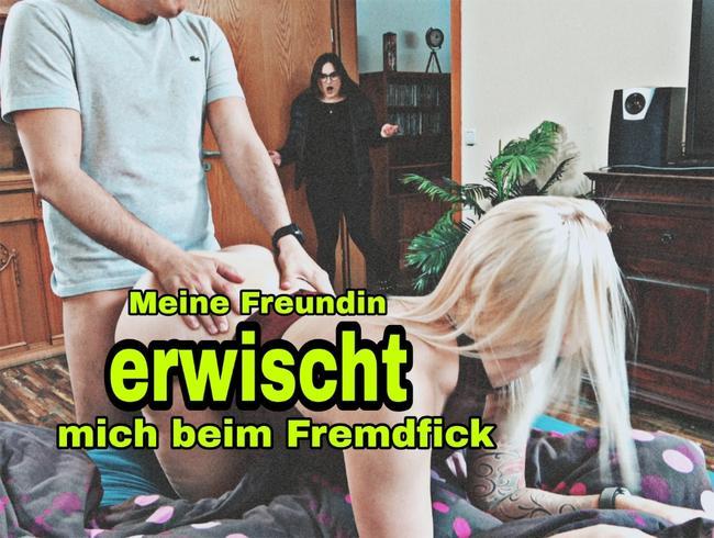 Video Thumbnail Meine Freundin erwischt mich beim Fremdfick...