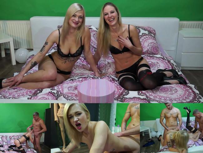 Video Thumbnail User Abspritzbattle - Kath vs. Mavie