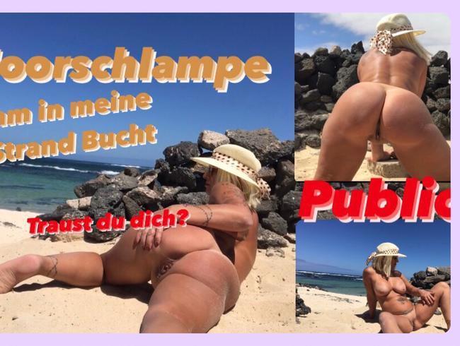 Video Thumbnail Rosa Fleischvotze Orgasmus Barbecue am Stand