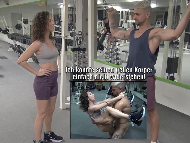 Video Thumbnail Fitness oder Fickness??? Ich konnte einfach nicht widerstehen!