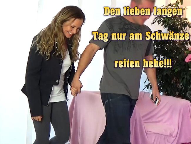 Video Thumbnail Den lieben langen Tag nur am Schwänze reiten hehe!!!