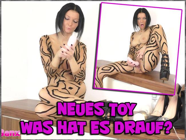 Video Thumbnail Neues Toy - Was hat es drauf?