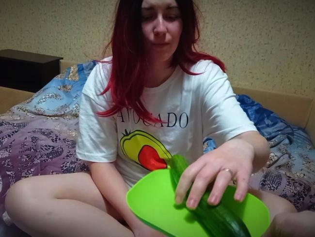 Video Thumbnail Mein erstes Mal mit einer Gurke