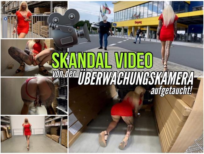 Video Thumbnail SKANDAL Video von der ÜBERWACHUNGSKAMERA aufgetaucht!