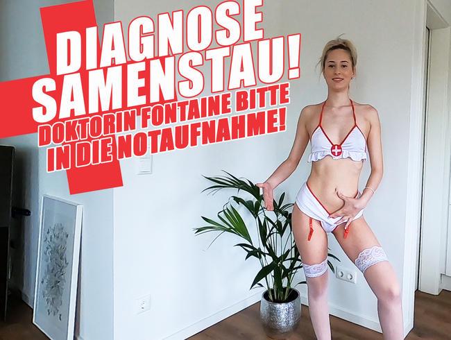 Video Thumbnail DIAGNOSE SAMENSTAU! DOKTORIN FONTAINE IN DIE NOTAUFNAHME!