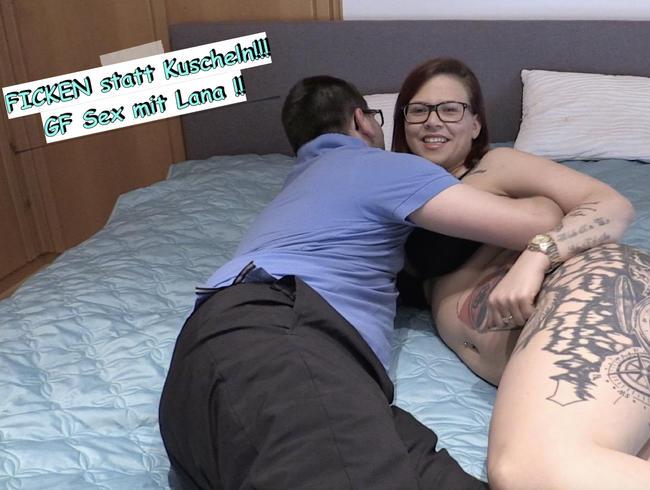 Video Thumbnail FICKEN statt kuscheln!! GF-Sex mit Lana!