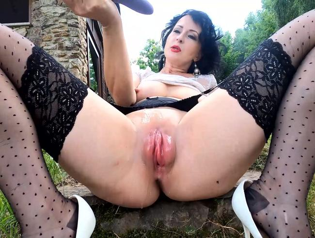 Video Thumbnail Große Vulva und riesige Schamlippen