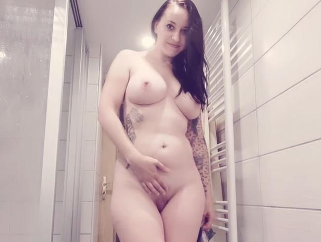 Video Thumbnail Vor der Dusche nochmal richtig schmutzig machen!!!