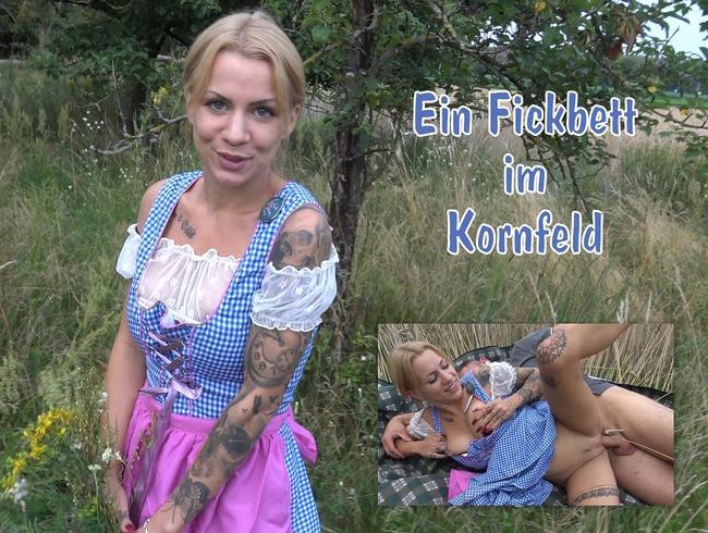 Video Thumbnail Ein Fickbett im Kornfeld