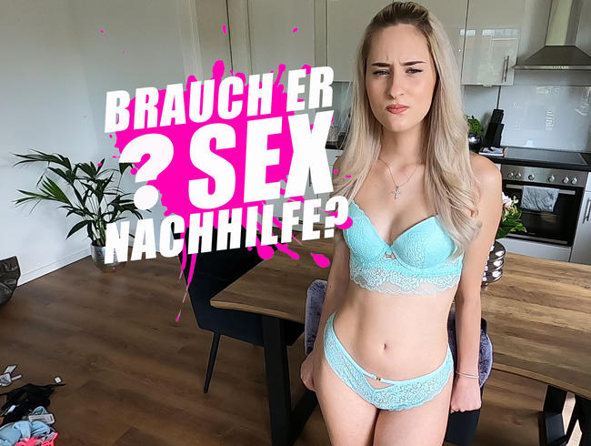 Video Thumbnail BRAUCH ER SEX NACHHILFE?  l MIA FONTAINE