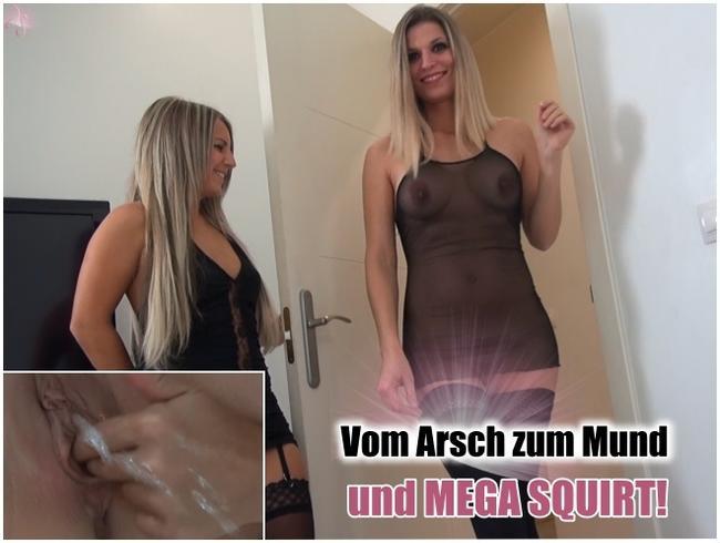 Video Thumbnail Vom Arsch zum Mund und MEGA SQUIRT!!