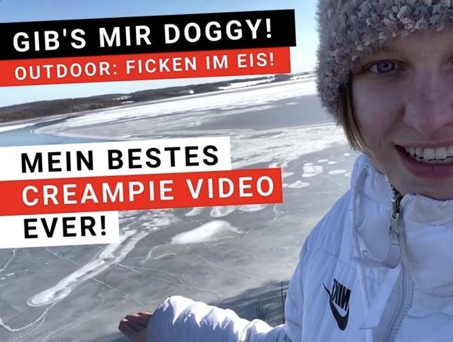 Video Thumbnail MEIN BESTES CREAMPIE VIDEO EVER - OUTDOOR FICKEN IM EIS !