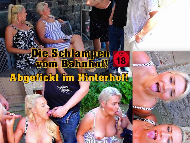Video Thumbnail Die Schlampen vom Bahnhof!
