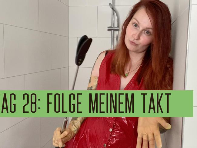 Video Thumbnail Tag 28: Folge meinem Takt!
