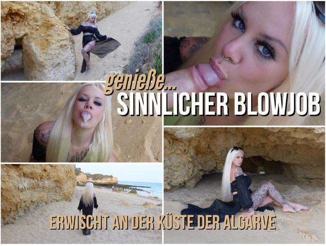 Video Thumbnail genieße SINNLICHER BLOWJOB | erwischt an der Küste der Algarve !