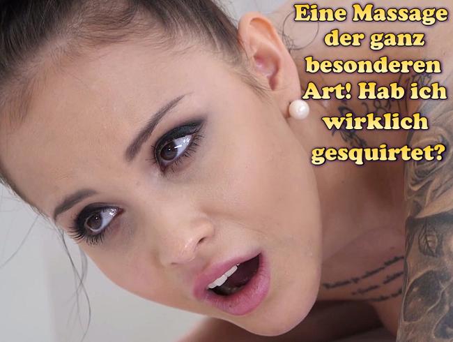 Video Thumbnail Eine Massage der ganz besonderen Art! Hab ich wirklich gesquirtet?