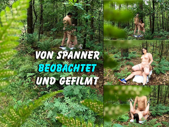 Video Thumbnail Von Spanner beobachtet und gefilmt
