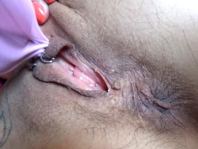 Video Thumbnail Eis Vibrator für meine geile Fotze