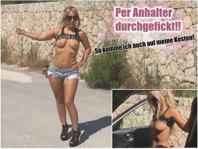 Video Thumbnail Per Anhalter durchgefickt! So komme ich auch auf meine Kosten!