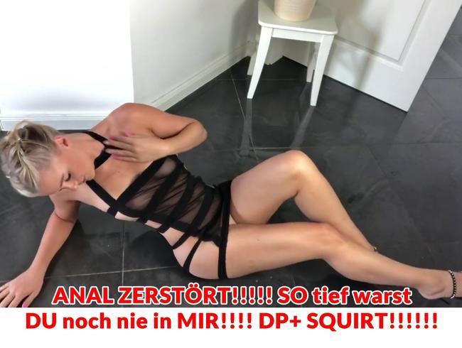 Video Thumbnail ANAL ZERSTÖRT!!!!! SO tief warst DU noch nie in MIR!!!! DP+ SQUIRT!!!!!!