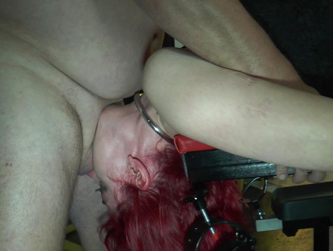 Video Thumbnail Deepthroat Dreh mit 3 Usern