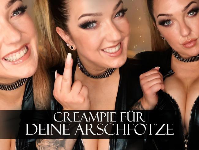 Video Thumbnail Creampie für deine Arschfotze!