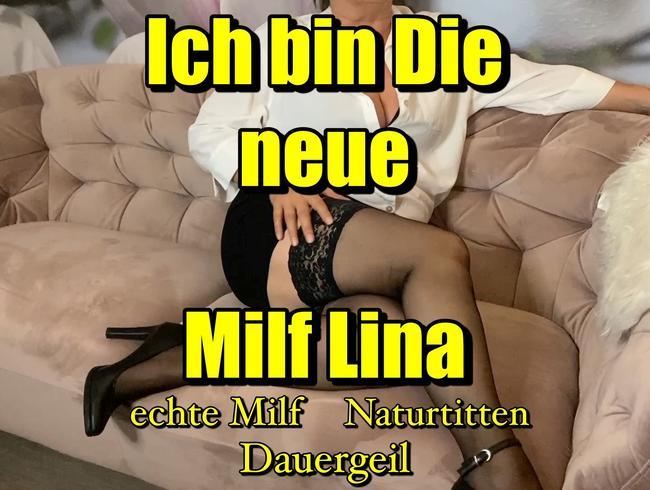 Video Thumbnail Vorstellungsvideo Ich bin Die neue..Milf-Lina