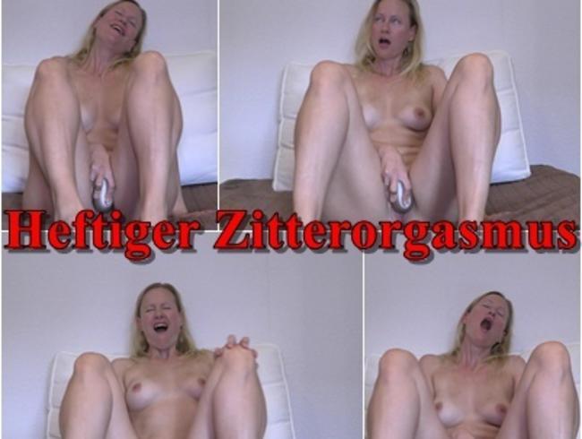 Video Thumbnail Orgasmuswahnsinn - heftiger Zitterorgasmus