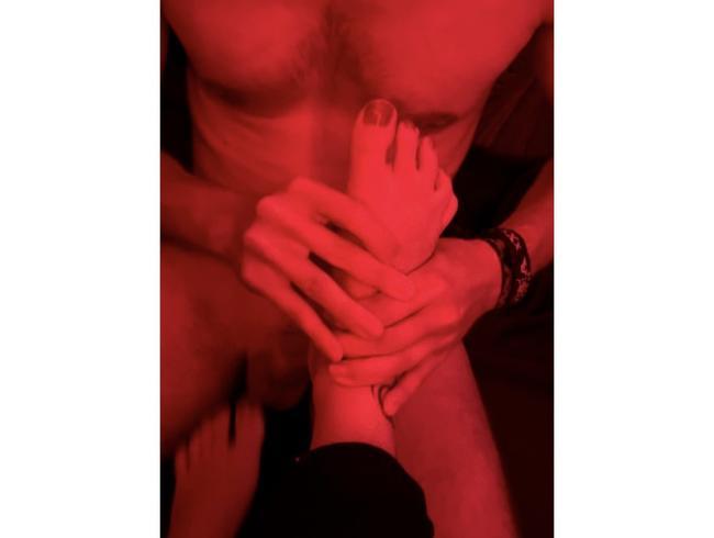 Video Thumbnail LDE- Sklave massiert meine Füße
