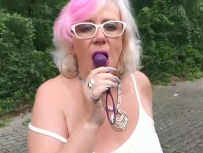 Video Thumbnail outdoorfun mit liebeskugeln
