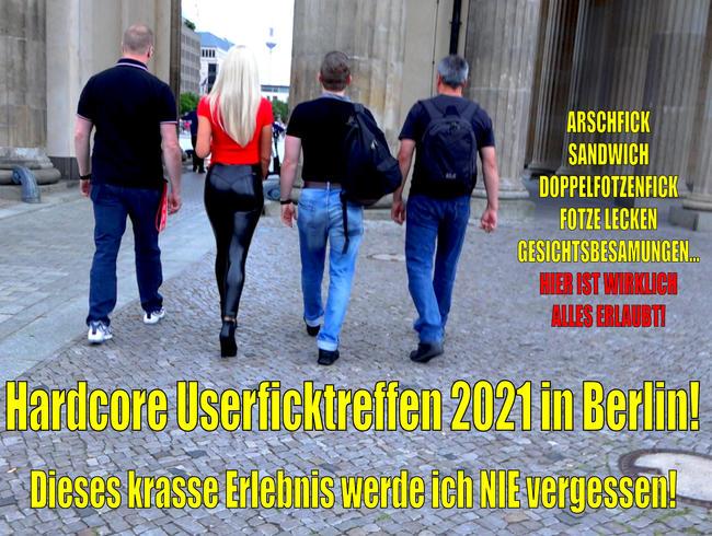 Daynia - Hardcore USERFICKTREFFEN 2021 in BERLIN | Dieses krasse GB Erlebnis werde ich NIE vergessen...!